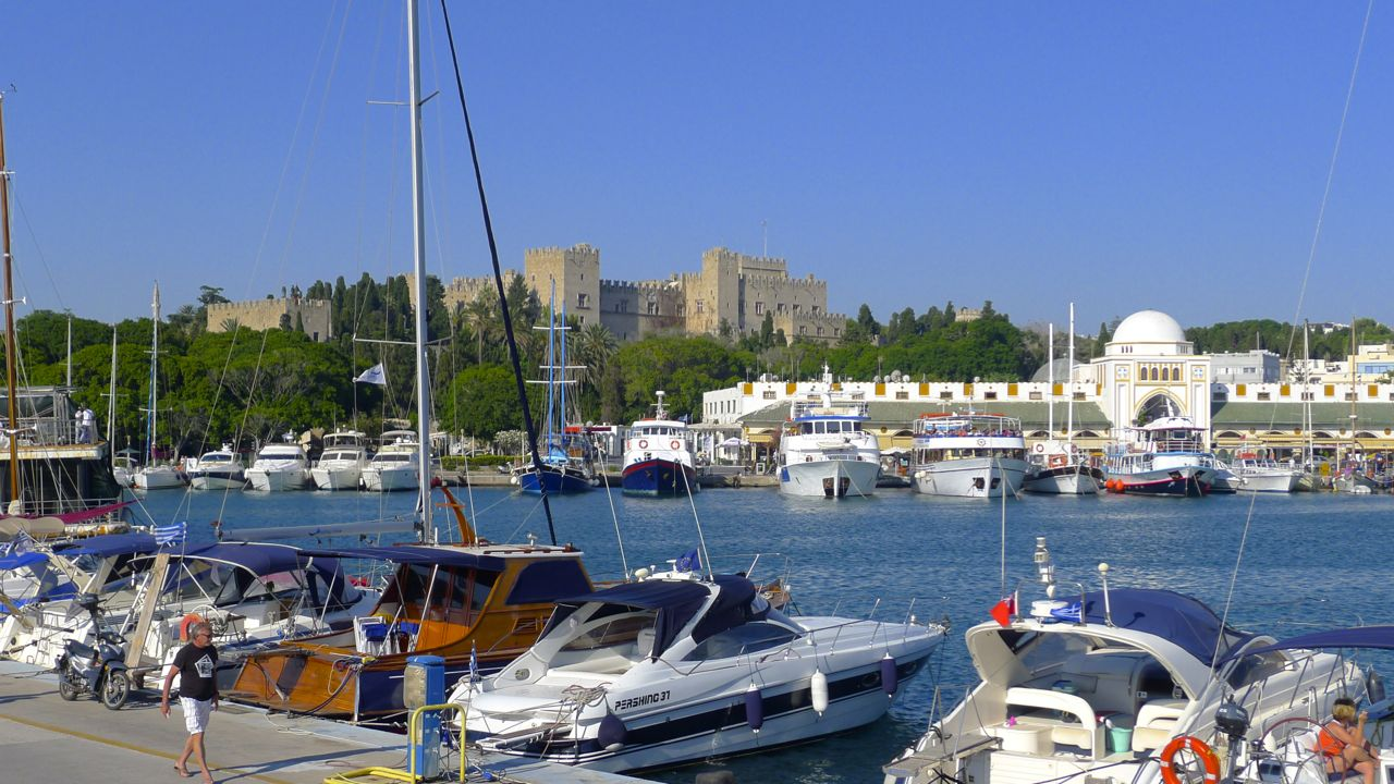 Rhodes, Greece